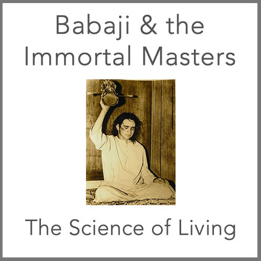 Mahavatar Babaji, le maître immortel BabajiMastersTele-510x510